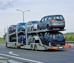 Autos aller typen und größen